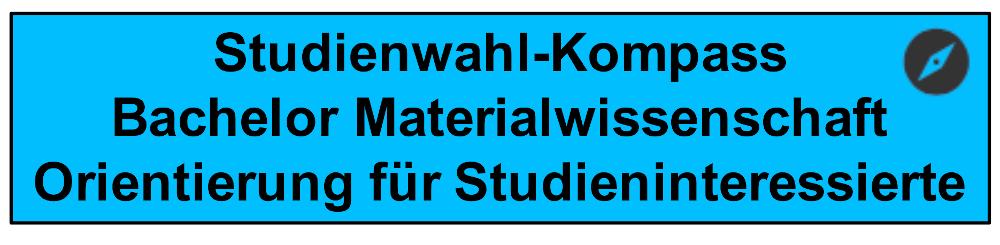 Studienwahl-Kompass MaWi